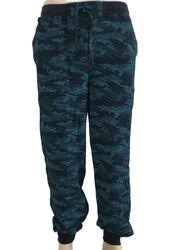 Брюки камуфляж №111 серо чёрно синие