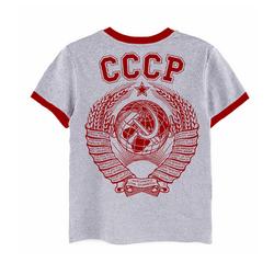 """Футболка №1137 """" Герб СССР """""""