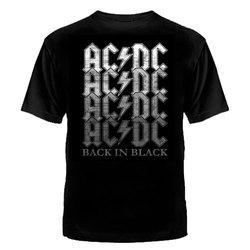"""ФУТБОЛКА """"AC/DC"""" (МНОГО БУКВ)"""